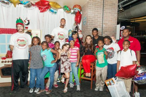 christmas with chris bosh